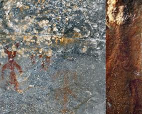 Pinturas rupestres da Lapa dos Gaivões