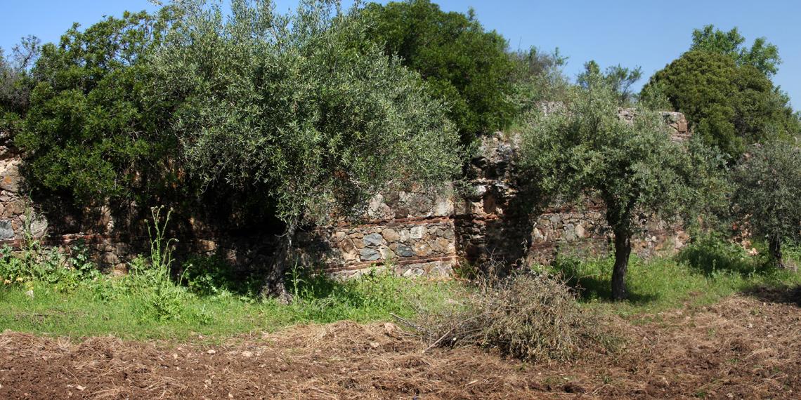 Barragem Romana do Muro