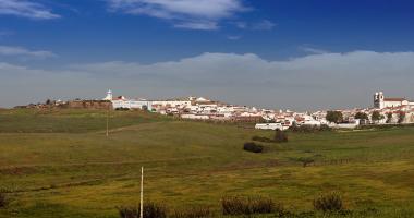Vista Sudeste de Campo Maior