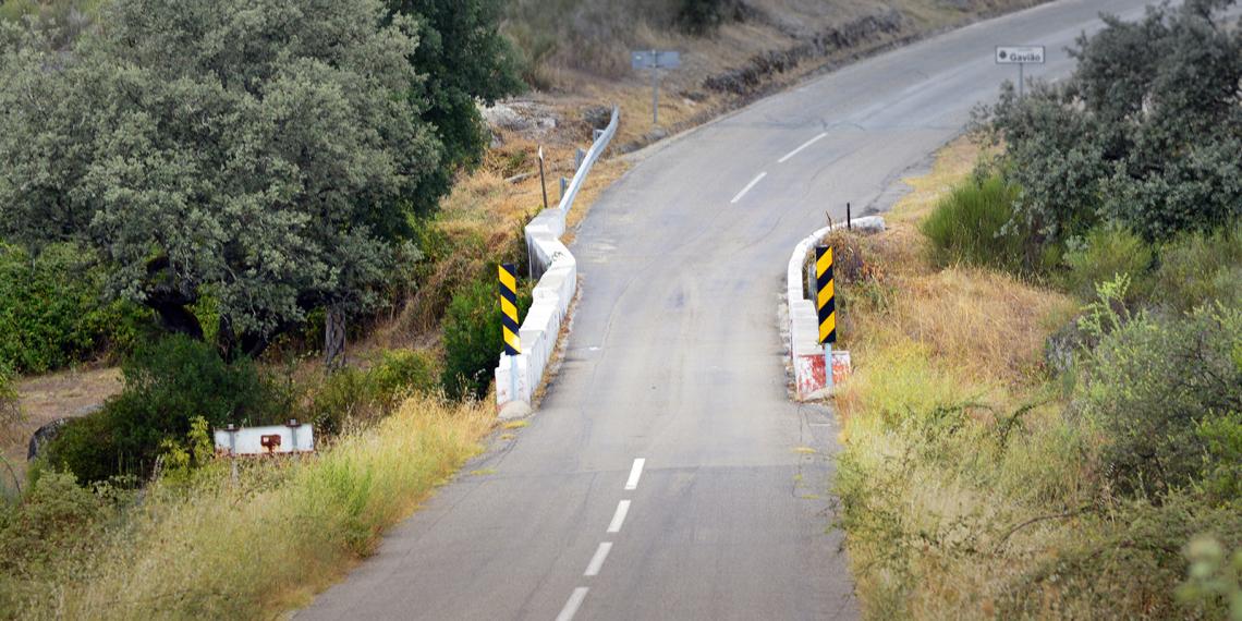 Ponte para o Gavião (M. da Pedra)