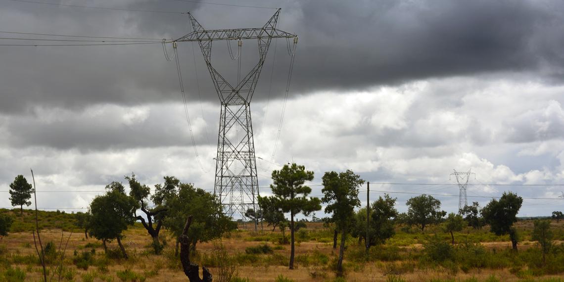 Electricidade no montado