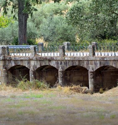 Ponte da Ribeira dos Canais