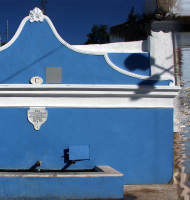 Fonte em Vila Boim