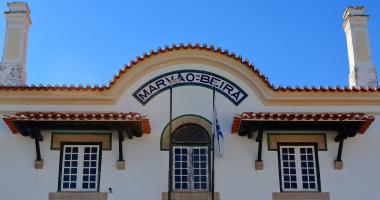 Estação de caminho de ferro da Beirã
