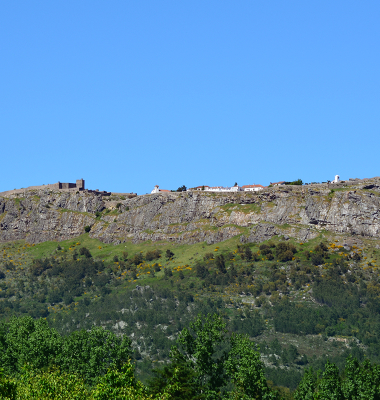 Marvão à vista