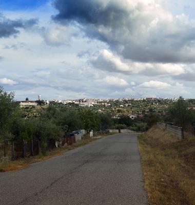 Entrada Norte de Montalvão