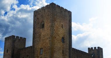 Castelo de Amieira do Tejo