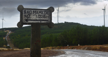 S. Mamede (a caminho dos 1025Mt)