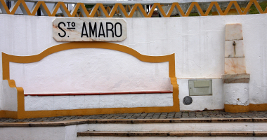 Stº Amaro (fonte)