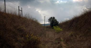Percurso de antiga linha de caminho de ferro