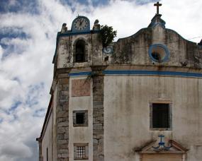 Igreja central de Casa Branca